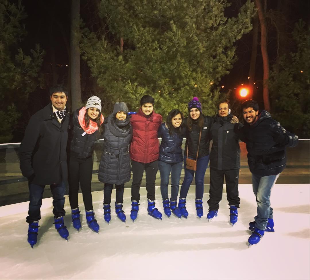 02-04 Ice Skating