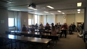 Job Hunt seminar2 01/30/2017
