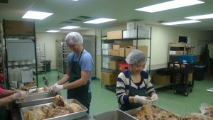 March 3rd - Soup Kitchen Volunteering