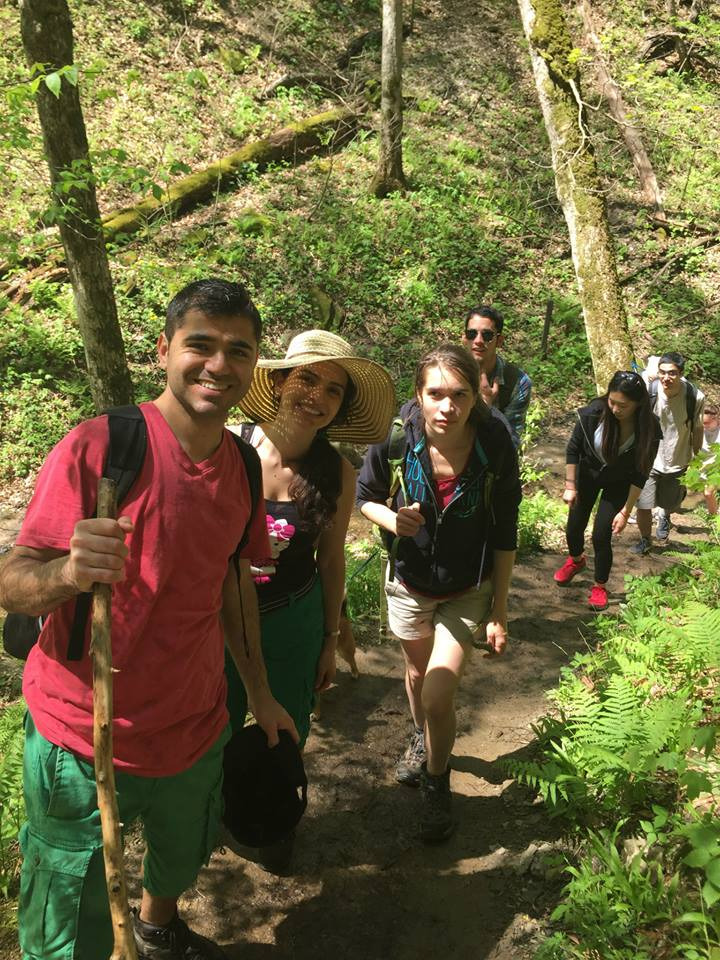 May 2015 Hiking Trip