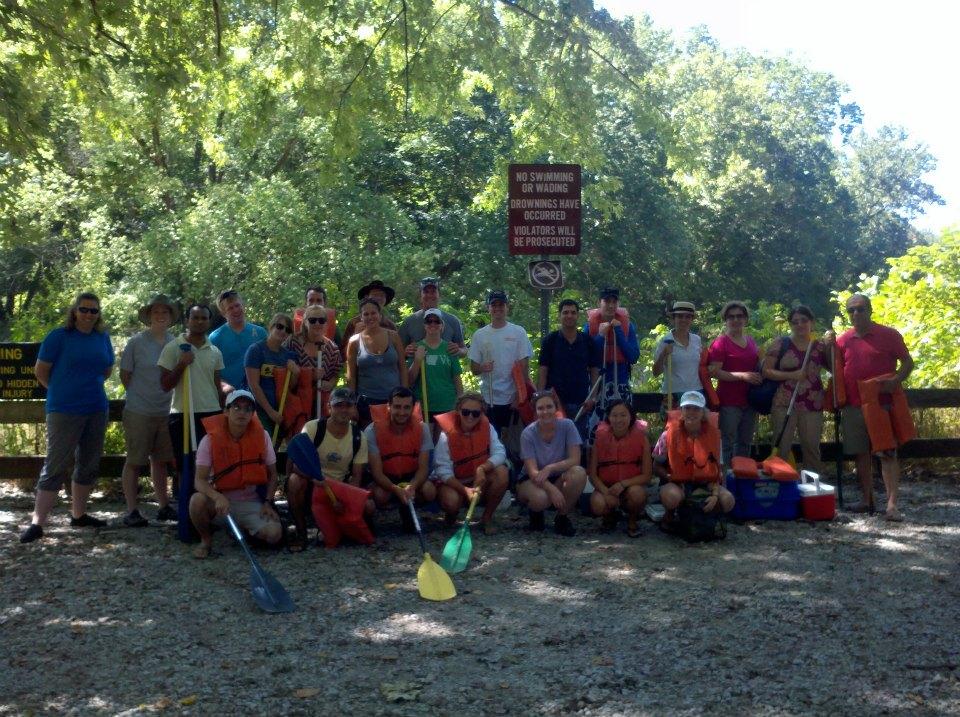 August 2012 Canoe Trip