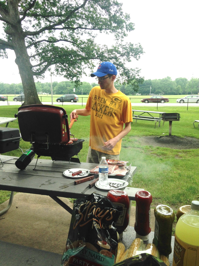 June 2015 Barbecue