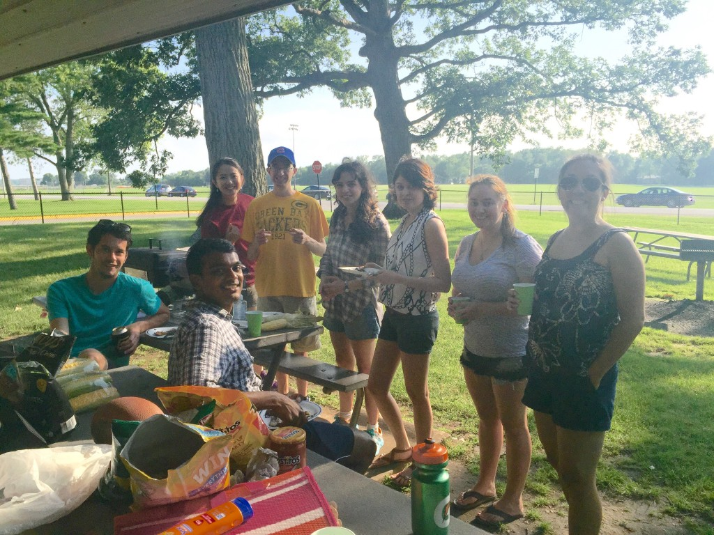 June 2015 Barbecue
