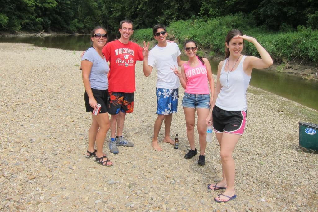 August 2015 Canoe Trip