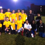 Aero Assault  - 2012 IM Ultimate Frisbee Champions!