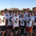 Aero Assault - 2013 IM Ultimate Frisbee Champions!