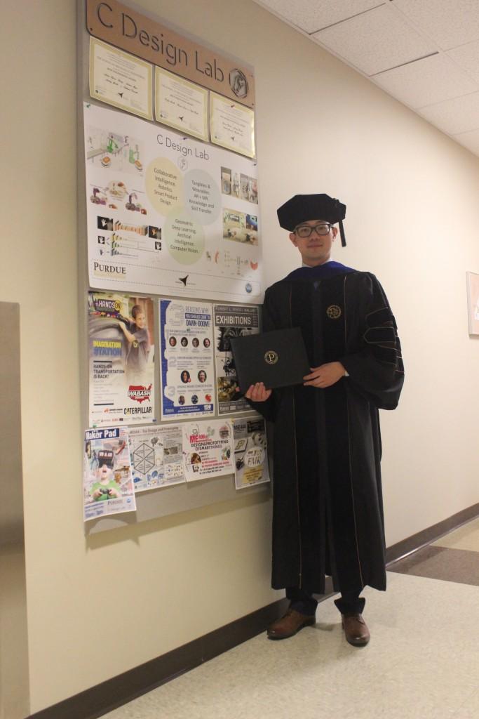Ke Graduate