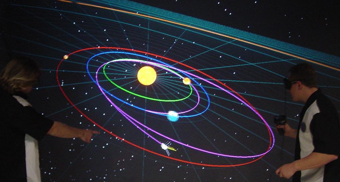 Orbit Mechanics (AAE532) photo