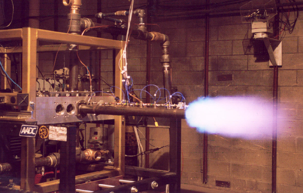 Pulsed Detonation Engine Test Stand
