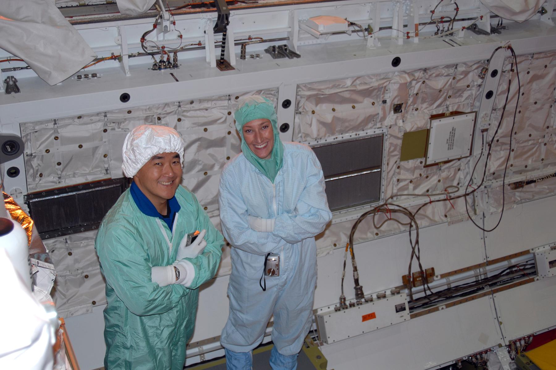 Allison Bolinger (Photo courtesy of NASA)