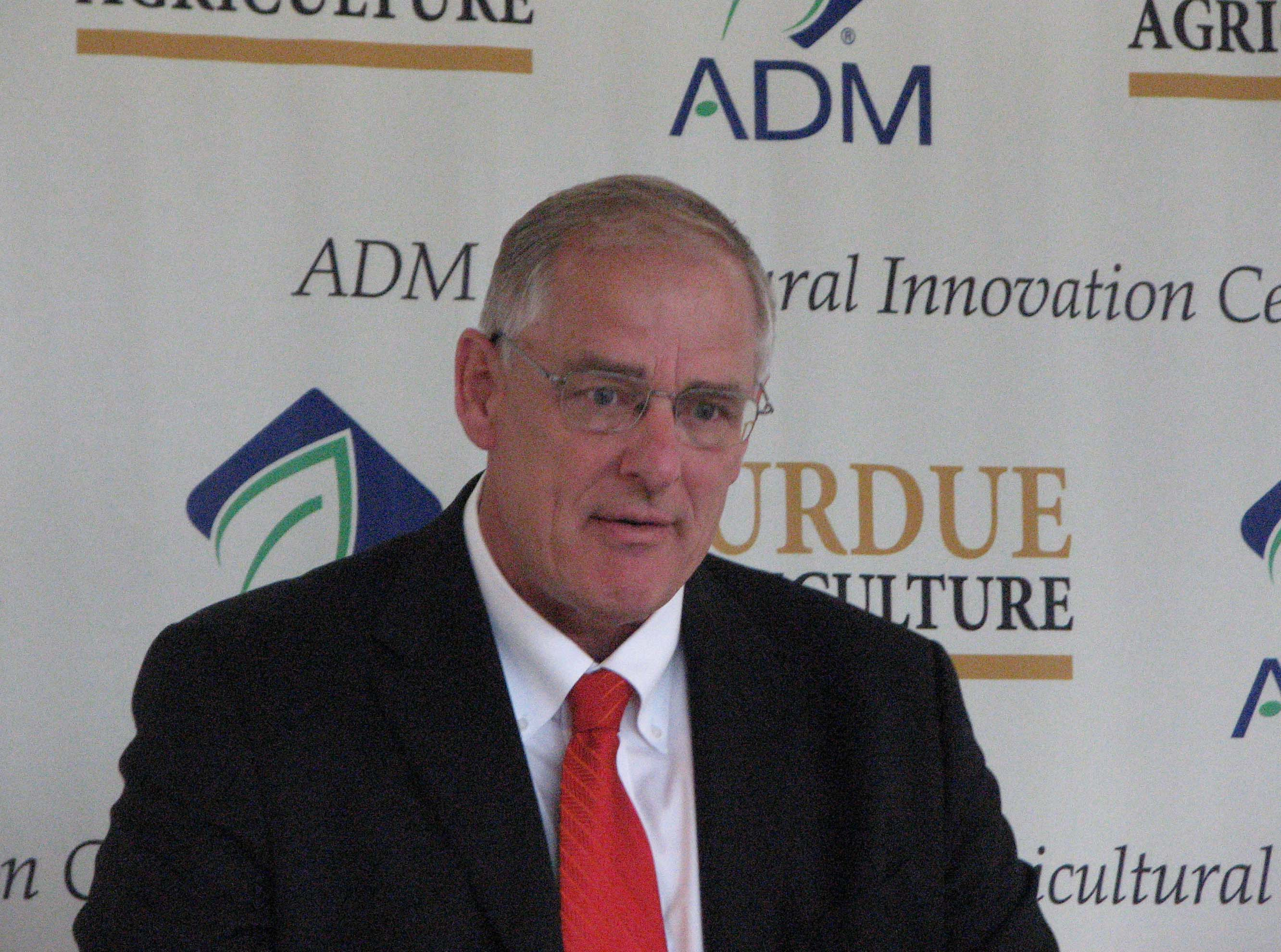 Craig Huss, ADM Senior Vice President and President, Agricultural Services Business Unit