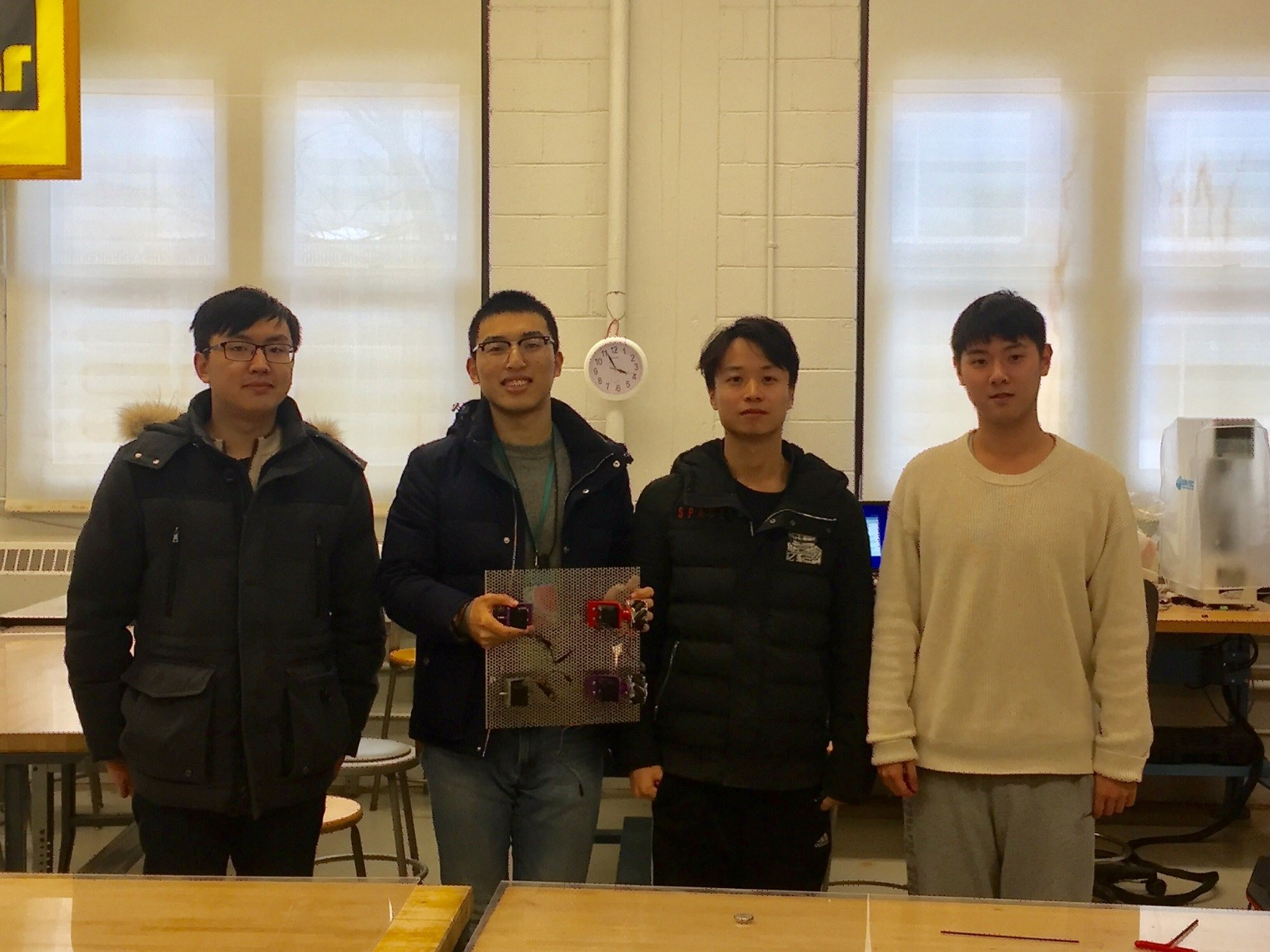 ABE ASABE Robotics Contest Team