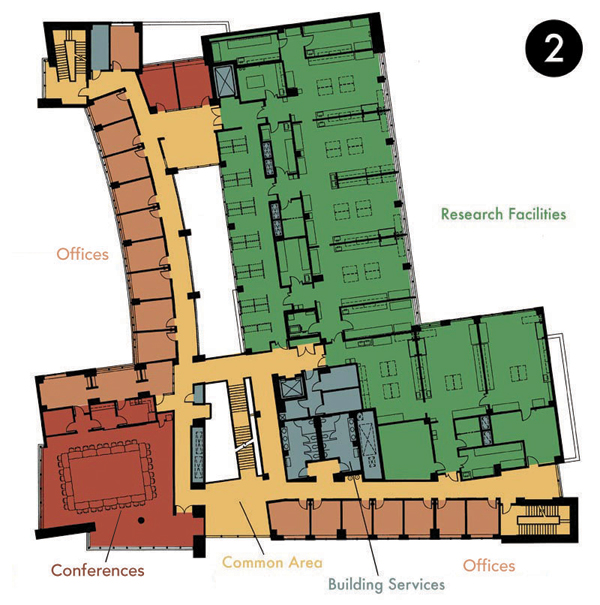 Floor Plan : Facilities : About Us