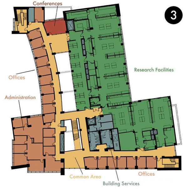 Floor Plan Facilities About Us Biomedical