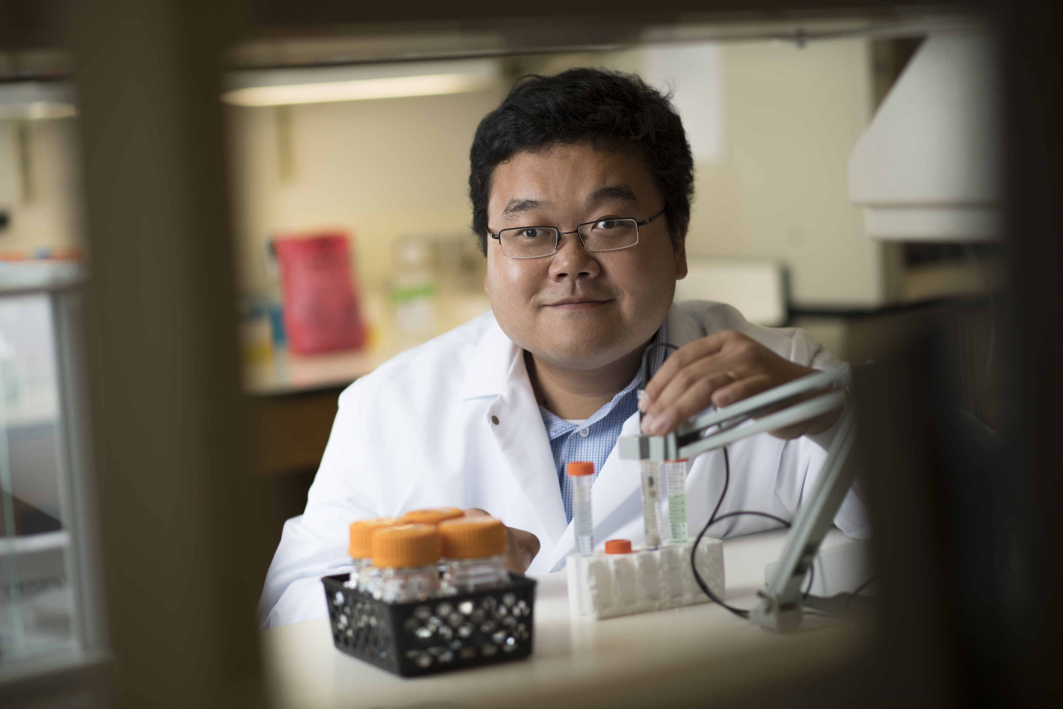 Huang wins $1 8M NIH and $500k DARPA awards to advance super