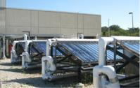 Solar Cooling and Heating System
