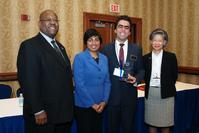 Gregory Winfree, Professor Dulcy M. Abraham, Ali Mostafavi, Patricia Hu