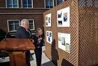 CE Green Roof Lab Dedication