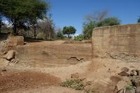 Dirt walls