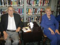 Prof. & Mrs. Lovell