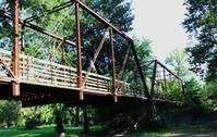 The Mahomet Bridge, built in 1912, was the focus of the first competition at 2015 APSS.
