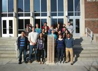 Seismic design team takes part in EERI competition