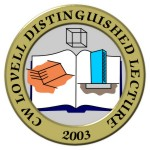 CW Lovell Distinguished Lecture 2003 logo