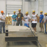 Learn more about Civil Engineering by touring our facilities