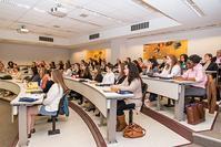 Participants in the 8th Women in ChE Seminar in 2016.