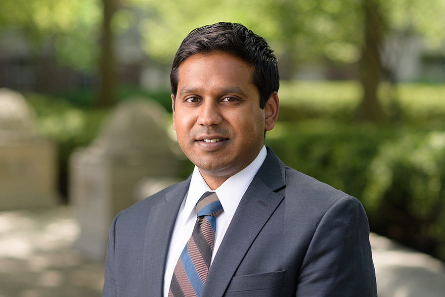 Read more: Dr. Rajamani Gounder receives ACS Early Career Award in Catalysis