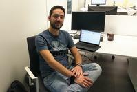 Photo of Enrico Amico at BCBL
