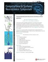 CSN Symposium flyer