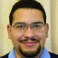 Graduate Student Manuel Ochoa