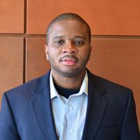 Graduate Student Justus Ndukaife