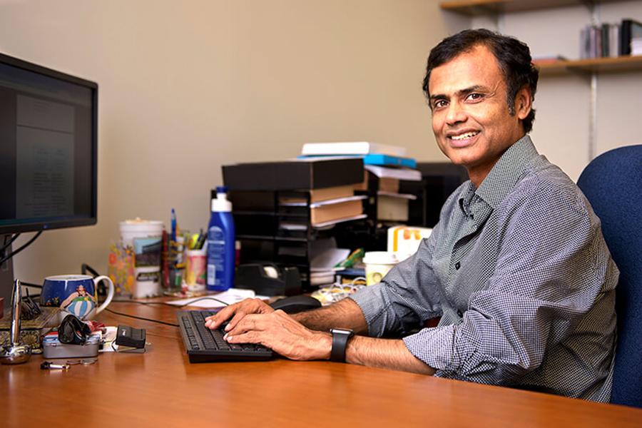 Read more: Prof. Kaushik Roy receives 2020 Arden L. Bement Jr. Award