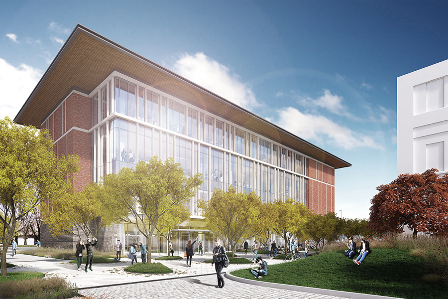 Read more: Purdue trustees approve naming of Chaney-Hale Hall of Science