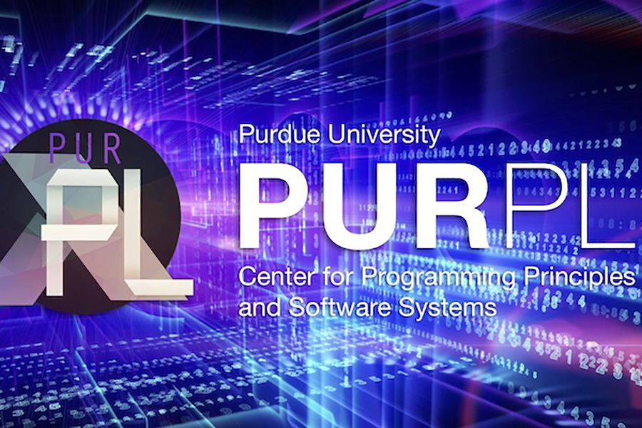 Read more: Purdue Programming Languages Research Group