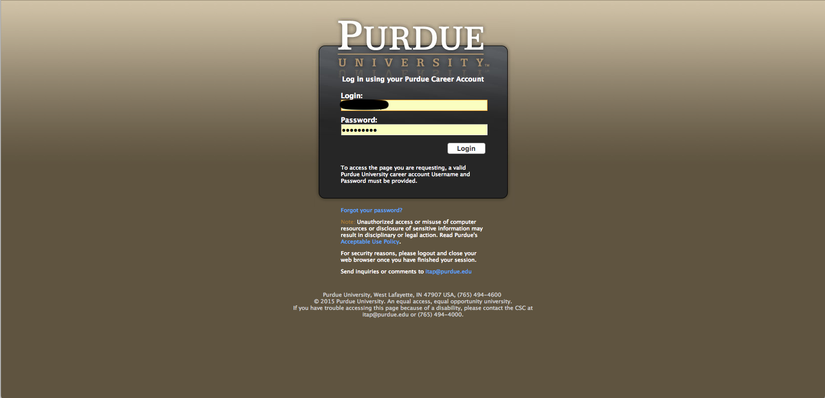 Adobe Dashboard - Engineering Computer Network - Purdue