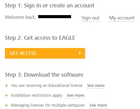 Autodesk Eagle Student License - Engineering Computer Network ...