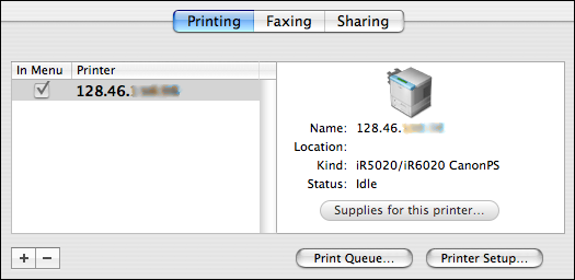 canon printer drivers for mac os x 10.4.11