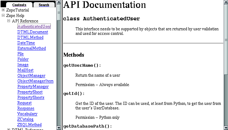 Advanced Zope Scripting - Engineering Computer Network