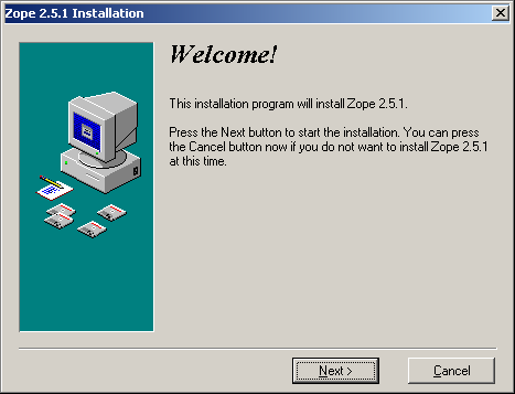 Installing and Starting Zope - Engineering Computer Network