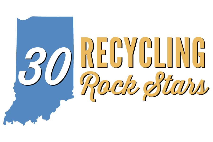 IRC Recycling Rockstars Logo