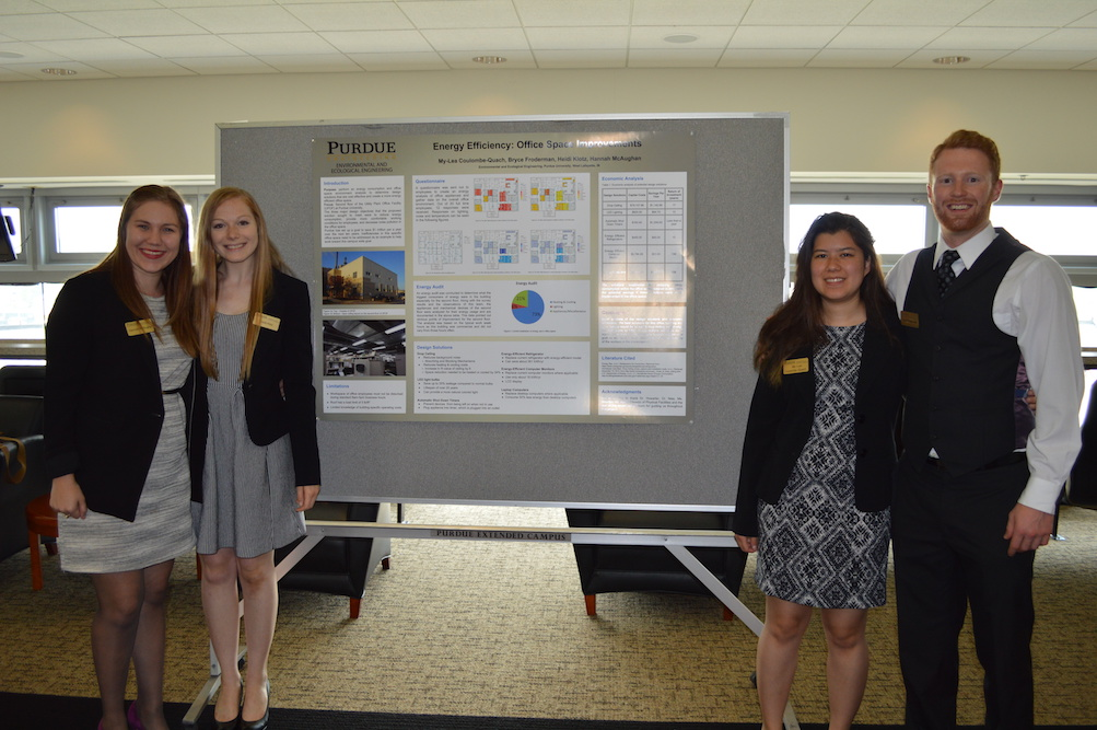 Senior Design Update - Environmental and Ecological Engineering