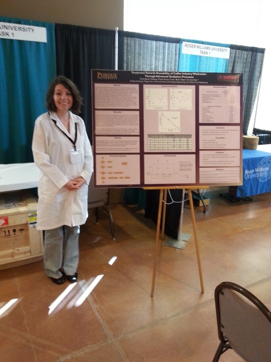 2014 EEE Senior Design Projects - Environmental and Ecological Engineering - Purdue University