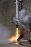 Testing Rocket Engine
