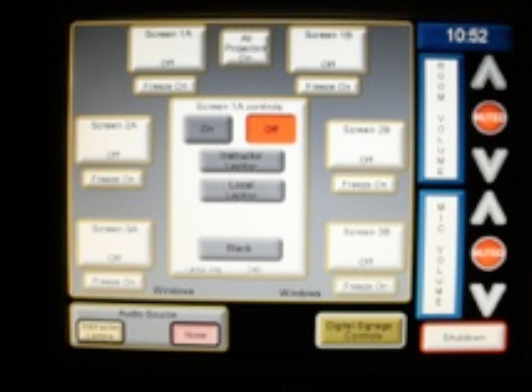 Touch screen controls image 12