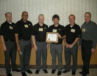 Safety Comm Pres Award