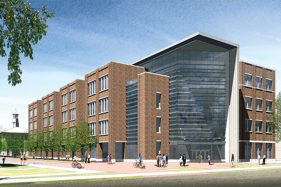 Purdue Gateway Building