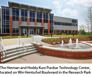 Herman and Heddy Kurz Purdue Technology Center